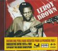 Leroy Brown : Color Barrier CD
