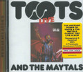 Toots & The Maytals : Live (Mango) CD