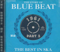 The Story Of Blue Beat : The Best In Ska 1961 Part 2 - Various Artist 2CD