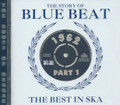 The Story Of Blue Beat : The Best In Ska 1962 Part 1 - Various Artist 2CD
