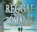 Reggae Loves Romance : Various Artist CD