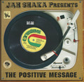 "Jah Shaka Presents - The Positive Message : Various Artist 7"" (Box Set 6x7)"