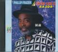 Phillip Frazer : Sharp Like A Razor CD