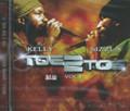 Sizzla/Jr. Kelly : Toe 2 Toe Vol.5 CD