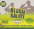 Sizzla : Reggae Salute 4CD (Box Set)
