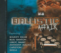 Ballistic Affair : Various Artist CD
