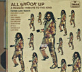 All Shook Up - A Tribute To The King : Various Artist CD
