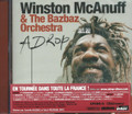 Winston McAnuff & The Bazbaz Orchestra : A Drop CD