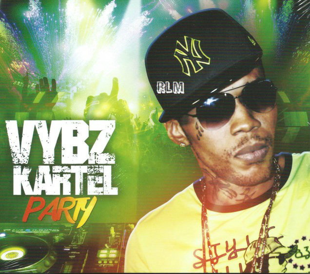 Vybz Kartel : Party CD
