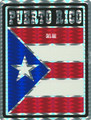 Puerto Rico - Flag : Sticker