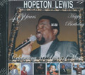 Hopeton Lewis : Celebrating 40 Years Of Music CD