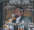 Hopeton Lewis : Celebrating 40 Years Of Music CD