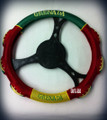 Grenada - Mesh : Steering Wheel Cover