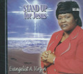 Evangelist A. Virgin : Stand Up For Jesus CD