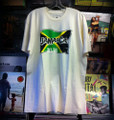 Jamaica Flag : Tan - T Shirt