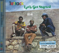 Tetrack : Lets Get Started CD