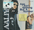 Aaliyah : Age Ain't Nothing But A Number CD
