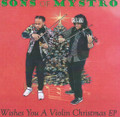 Sons Of Mystro : Wishes You A Violin Christmas CD (EP)