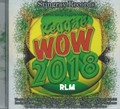 Reggae Wow 2018 : Various Artist CD
