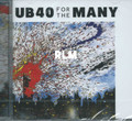 UB40 : For The Many CD