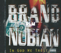 Brand Nubian : In God We Trust CD