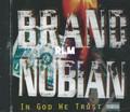 Brand Nubian : In God We Trust CD