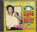 """Lloyd """"The Matador"""" Daley - Its Shuffle & Ska Time...Various Artist CD"""
