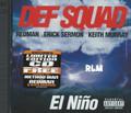 Def Squad : El Nino CD