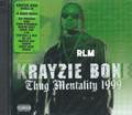 Krayzie Bone : Thug Mentality 1999 2CD