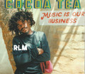 Cocoa Tea : Music Is Our Business LP