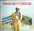 Mista Savona Presents - Havana Meets Kingston : Various Artist 2LP