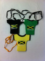 Jamaica - Flag : Neck Pouch