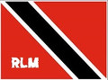 Trinidad & Tobago : Flag (3' x 5')