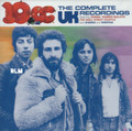10 CC : The Complete UK Recordings 2CD