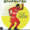 Snypahtah : Time Is Now CD