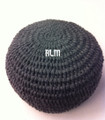 Authentic V2 Custom Knitted Rasta Tam - Grey (Large)