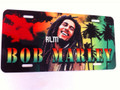 Bob Marley One Love - Picture : License Plate