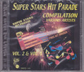 Super Stars Hit Parade Vol. 2 & Vol. 3...various Artist CD