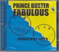 Prince Buster...Fabulous - Greatest Hits CD
