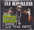 DJ Khaled...We The Best CD