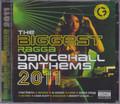 The Biggest Ragga Dancehall Anthems 2011...Various Artist CD