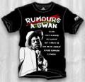 Gregory Isaacs...Rumours A Gwan - T Shirt