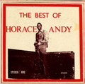 Horace Andy : The Best Of LP (Silk Screen Jacket)
