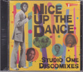 Nice Up The Dance...Various Artist CD