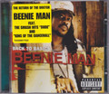 Beenie Man...Back To Basics CD