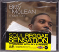 Bitty Mclean : Movin' On CD