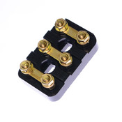 TB10 Electric Motor Terminal Block With Fittings & Links Size TB10