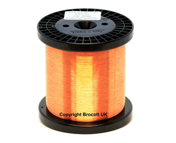 43AWG Enamelled Copper Wire