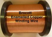1.18mm Enamelled Copper Winding Wire (1kg)