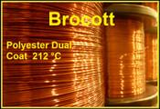 2.50mm Enamelled Copper Winding Wire (500g)